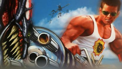 Петербуржец добавил трассировку лучей в Serious Sam: The First Encounter