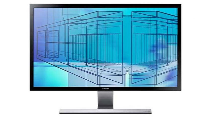 Монитор Samsung UD590 получил разрешение Ultra HD
