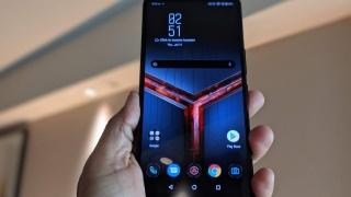 Представлен самый мощный игровой смартфон ASUS ROG Phone2