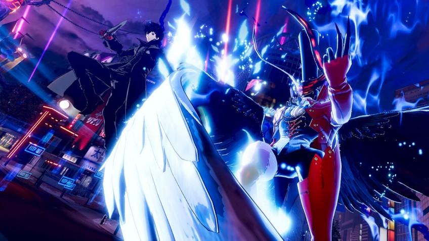 Atlus показала игровой процесс Persona5 Scramble на Nintendo Switch