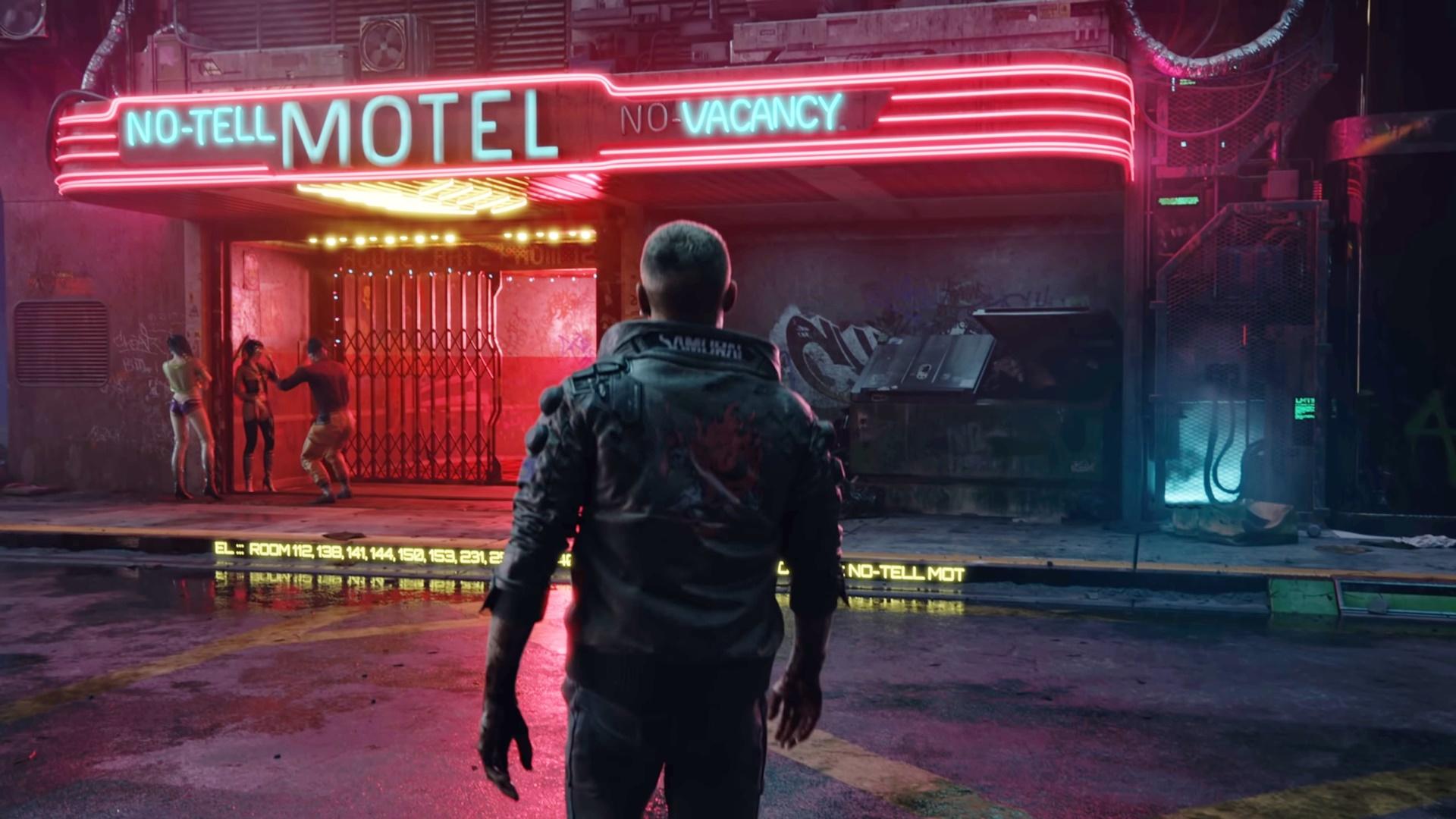 В Cyberpunk 2077 будет доступен фоторежим со множеством настроек
