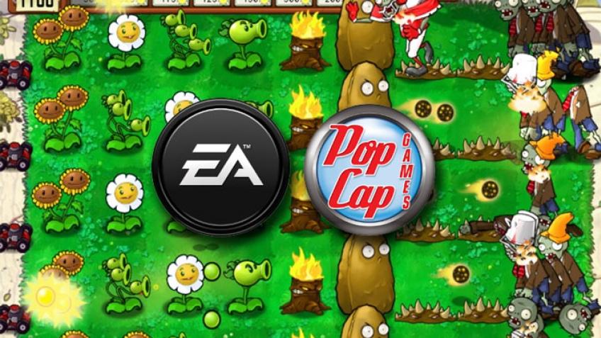 EA все-таки купила PopCap