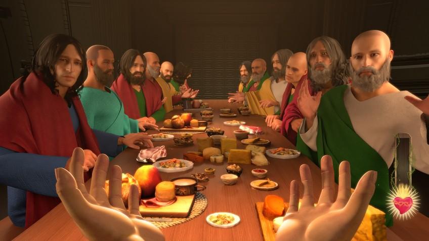 PlayWay выпустит симулятор Иисуса Христа I Am Jesus Christ