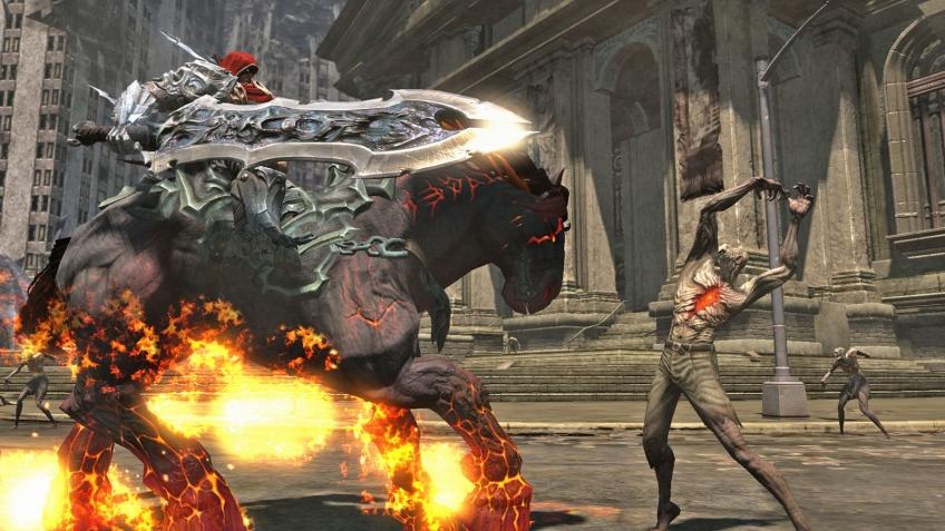 Обновленная версия Darksiders получила дату выхода на Wii U