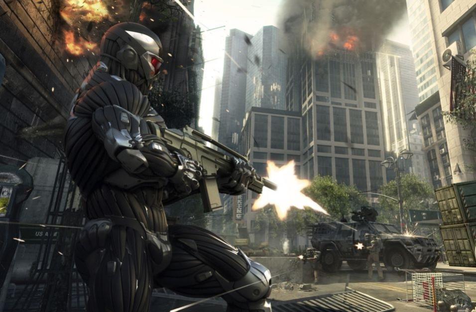 Crysis2 сможет работать в 3D-режиме