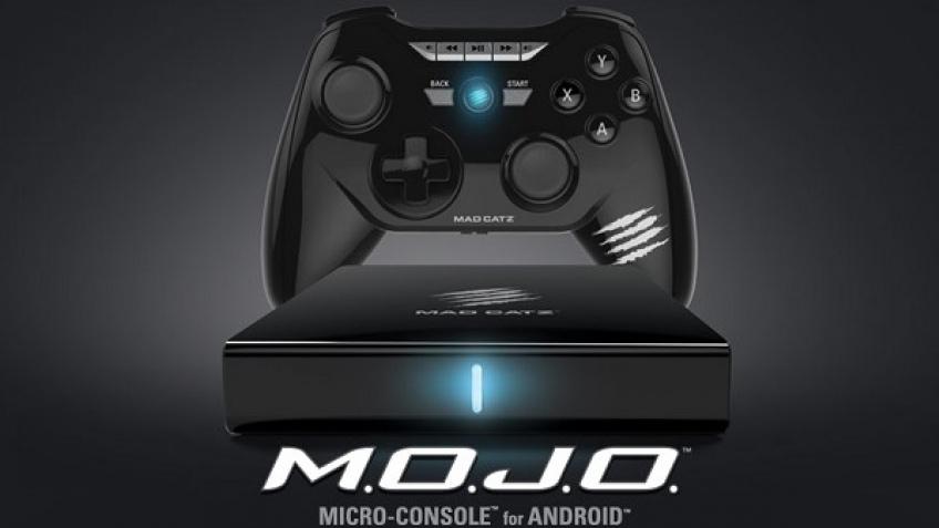 Mad Catz M.O.J.O.: Android-консоль за $250