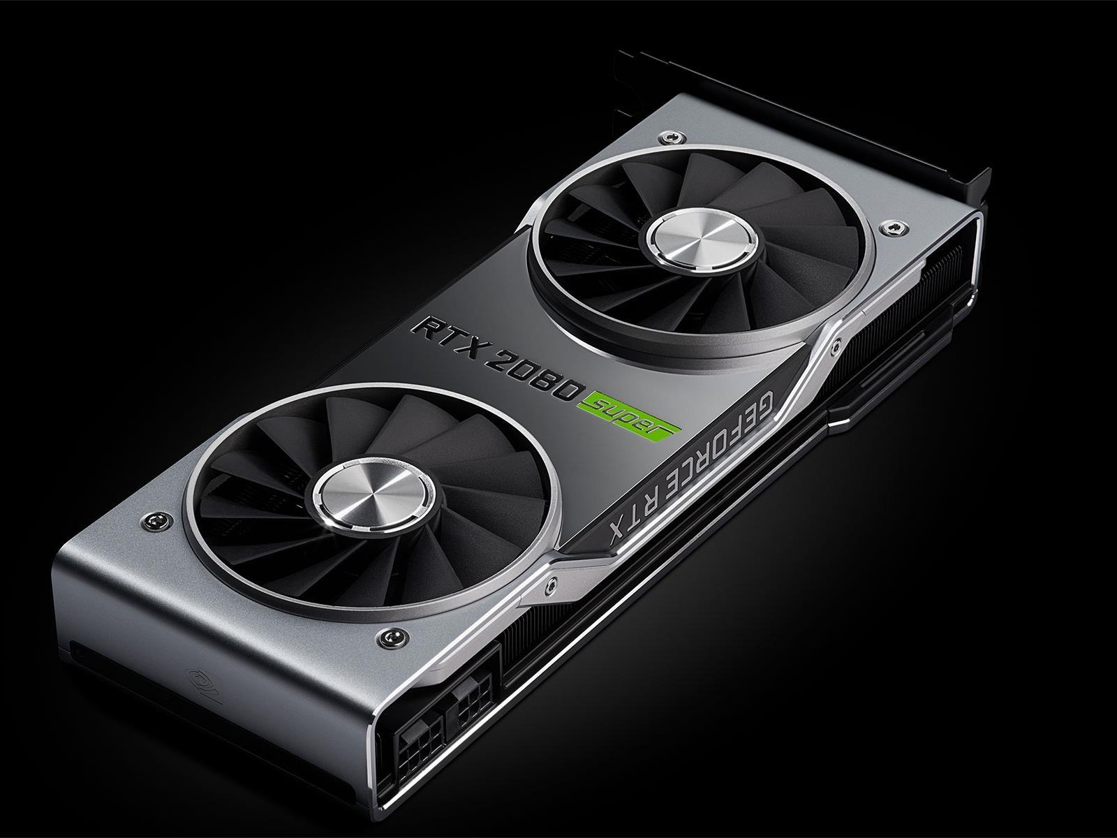 Эталонная GeForce RTX 2080 Super замечена в розничных магазинах РФ