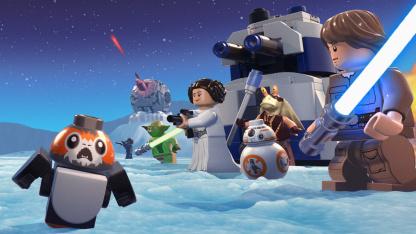 Новая игра Lego Star Wars выйдет совсем скоро в Apple Arcade