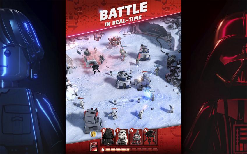 Новая игра LEGO Star Wars совсем скоро выйдет в Apple Arcade4