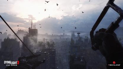 Паркур, сражения и анимация в геймплейном трейлере Dying Light 2: Stay Human