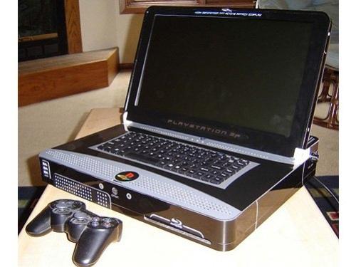 PlayStation3 лэптоп