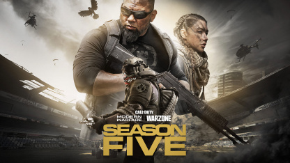 Представлен план5 сезона Call of Duty: Warzone и Modern Warfare