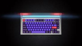 Представлена механическая клавиатура Cyberboard с уникальными возможностями