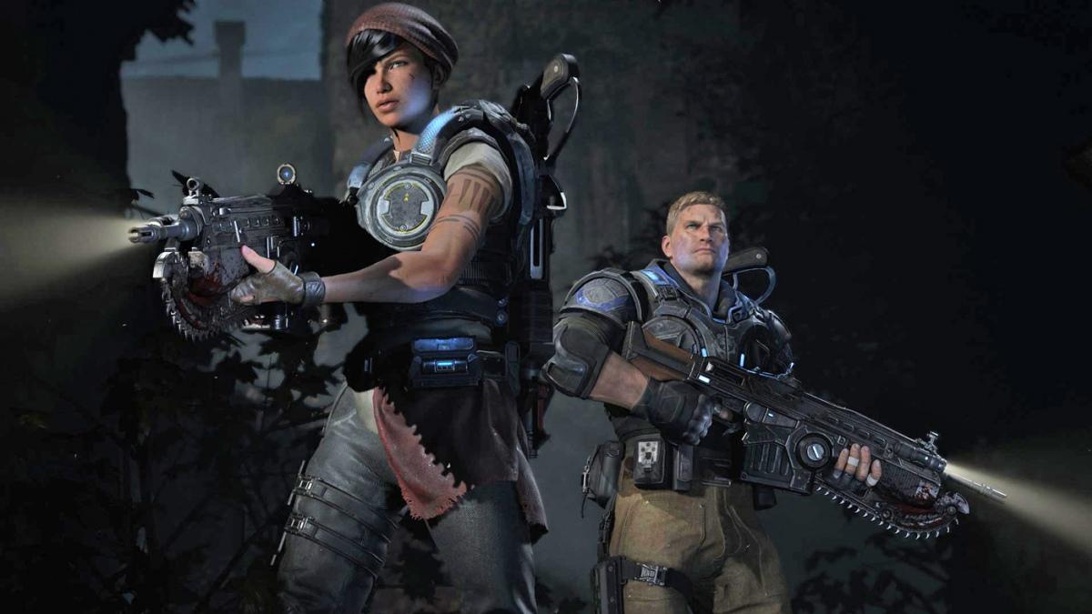 Тестерам Gears of War4 приготовили подарки