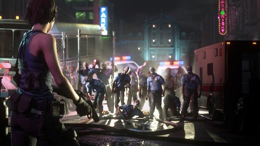 «В погоне за Джилл»: теперь мы знаем секретный трофей ремейка Resident Evil2