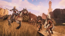 В Conan Exiles появились лошади: вышел набор Riders of Hyboria