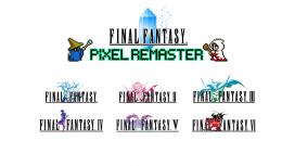 Консольные игроки занижают рейтинг ремастеров первых Final Fantasy