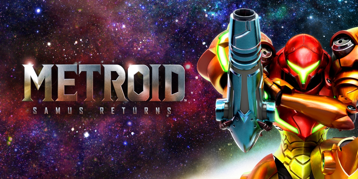 Nintendo показала игровой процесс Metroid: Samus Returns на 3DS