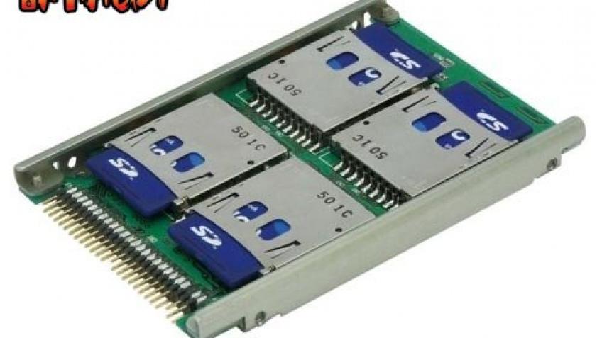 SSD своими руками
