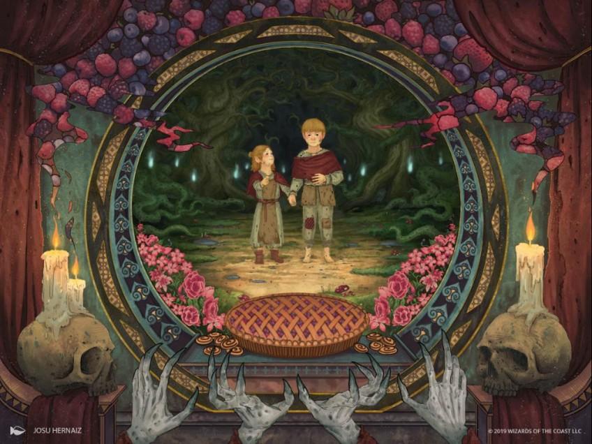 Грядёт Magic Open House — разыгрываем неразрезанный лист карт Magic: The Gathering