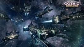 В новом видео Battlefleet Gothic: Armada показали флот космодесантников