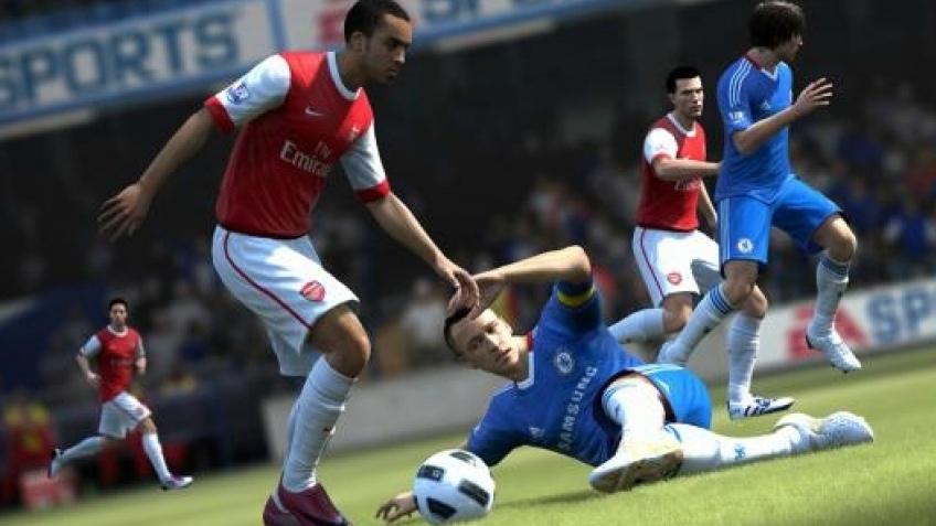 Electronic Arts объединит виртуальных футболистов