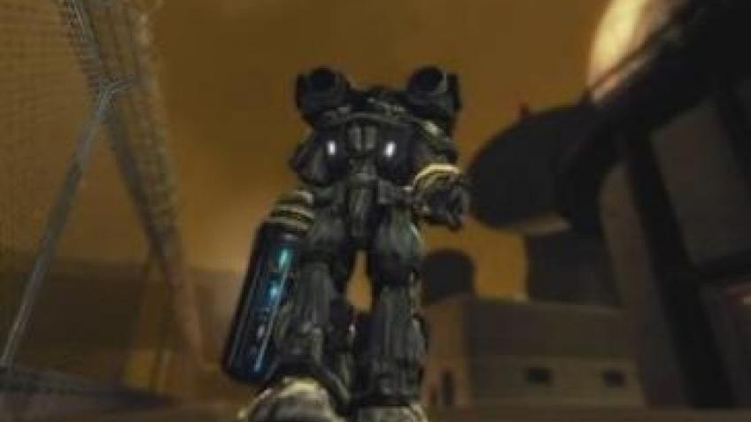 В Crysis появились 'мехи'