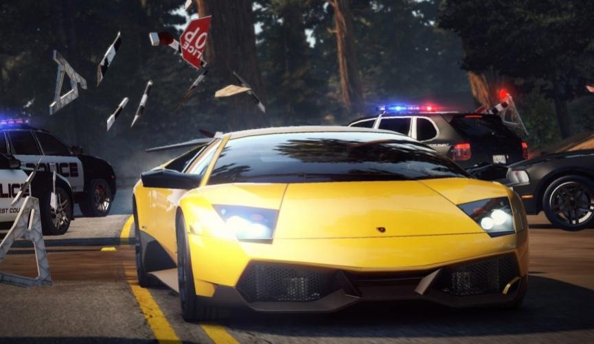 Need for Speed: Hot Pursuit — гонка по «Эльдорадо»!