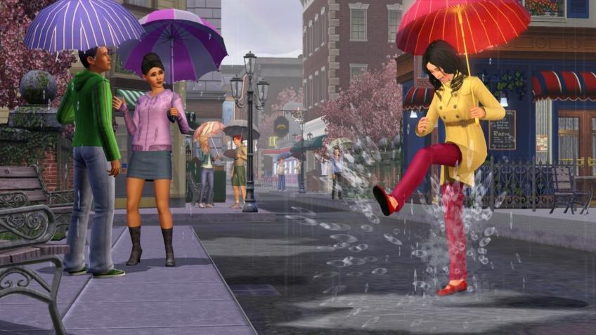 «Времена года» для The Sims4 купили 800 тысяч игроков