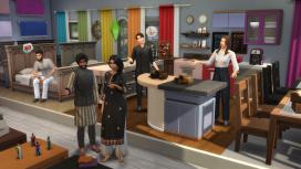 Для The Sims4 готовят два модных набора и цветное бесплатное обновление