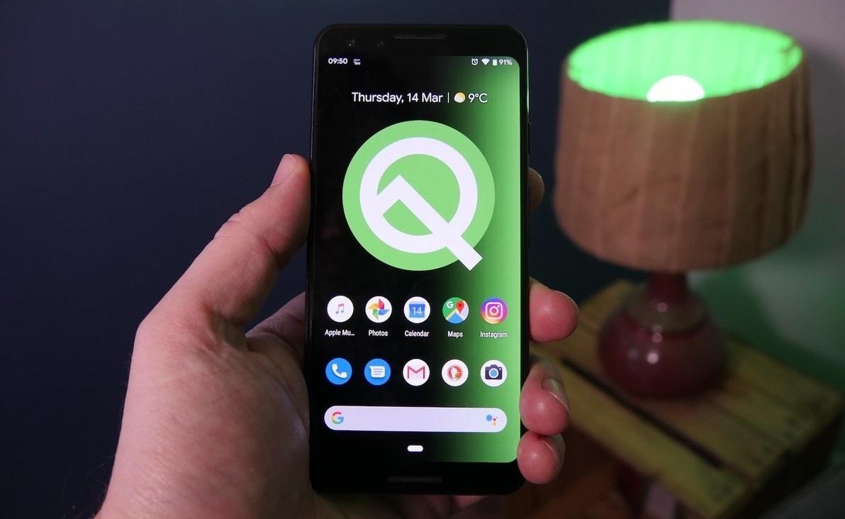 Подтверждена дата релиза Android 10