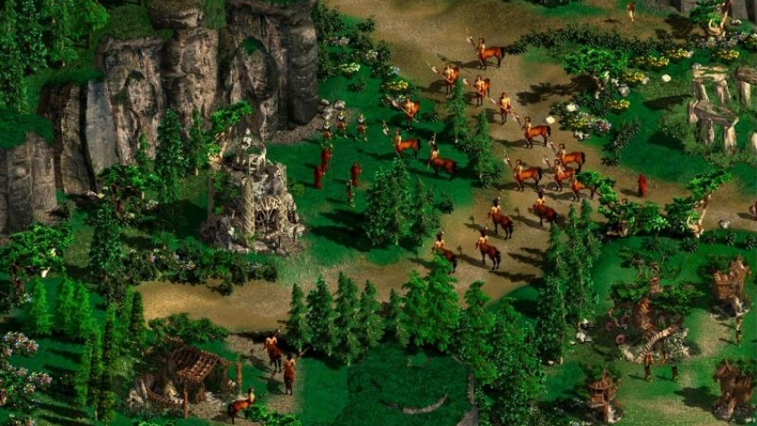 Новая стратегия GSC Game World