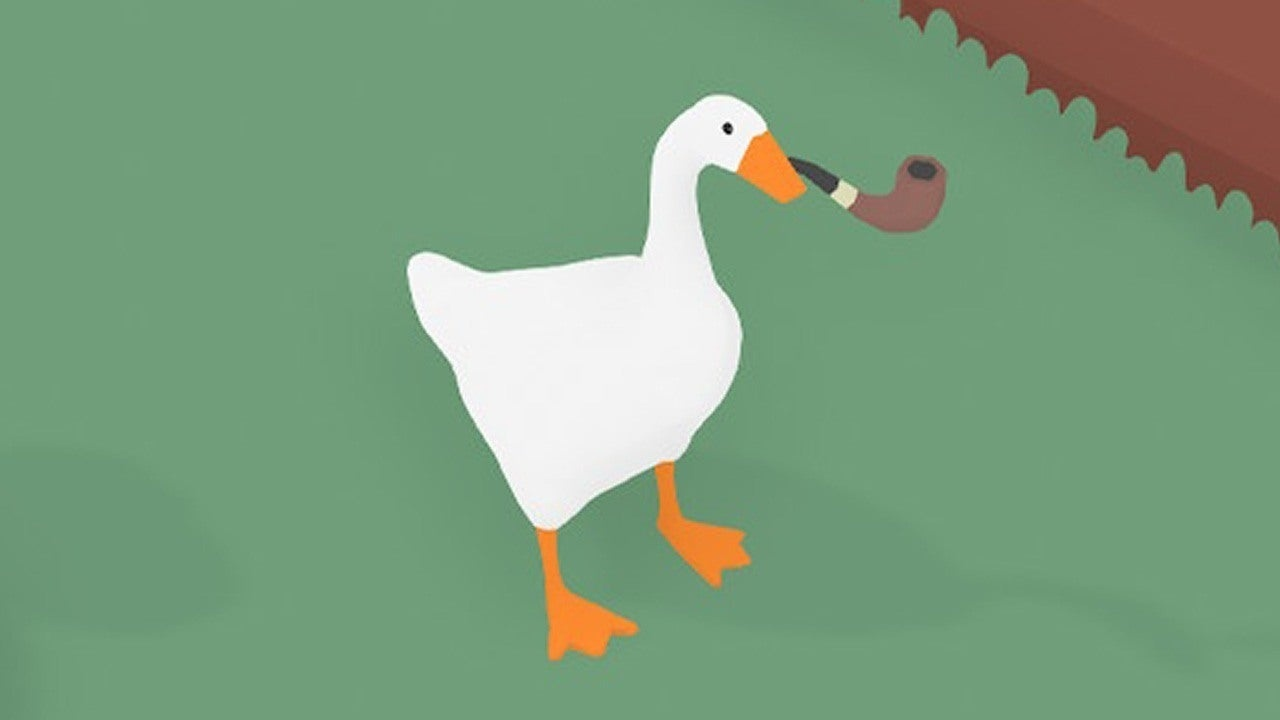 Энтузиаст перенёс гуся из Untitled Goose Game на рабочий стол Windows