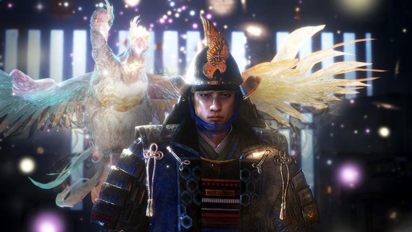 Nioh 2: сюжетный трейлер про героя-полукровку и анонс трёх дополнений