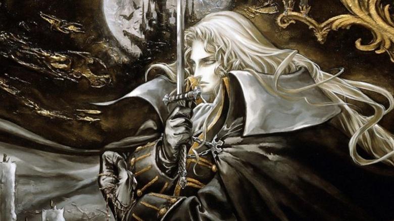 Геймплей за Алукарда и Саймона Бельмонта в новом трейлере Castlevania: Grimoire of Souls