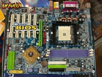 Реальный nForce3 250 от Gigabyte