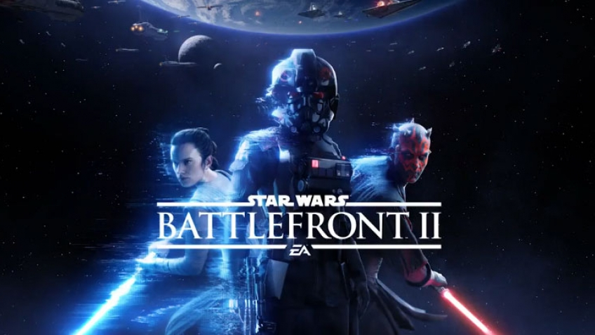 Star Wars Battlefront I, II, III: Утекший трейлер «Star Wars: Battlefront II»