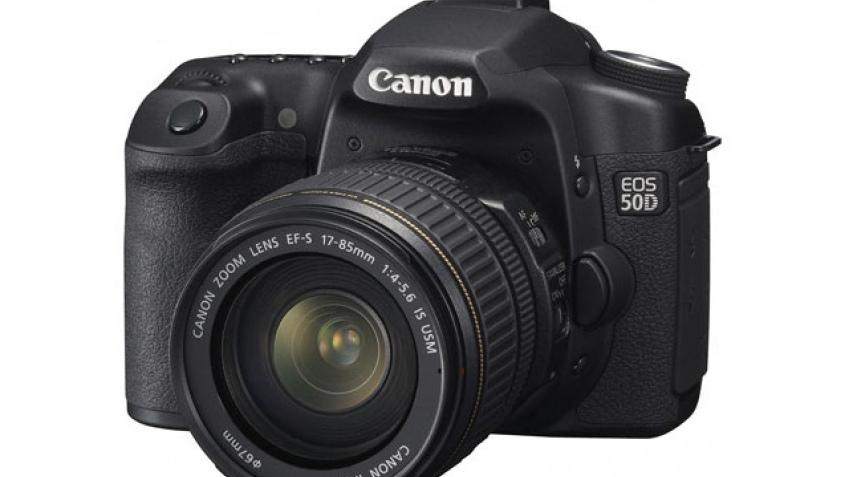 Canon EOS 50D официально