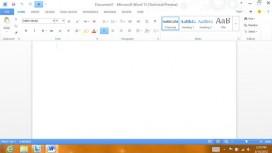 Microsoft представила превью-версию Office15
