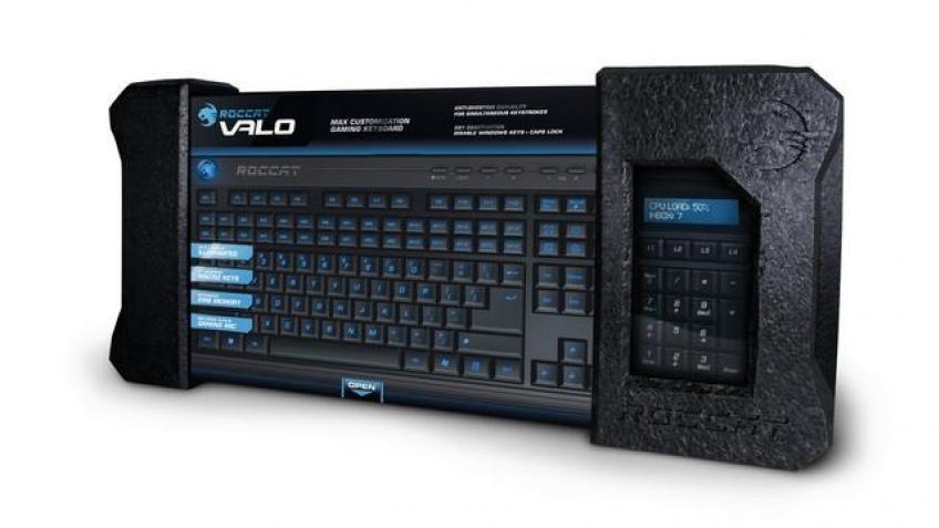 ROCCAT Valo - новая игровая клавиатура