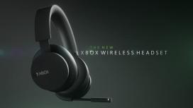 Microsoft анонсировала беспроводную гарнитуру для Xbox и PC