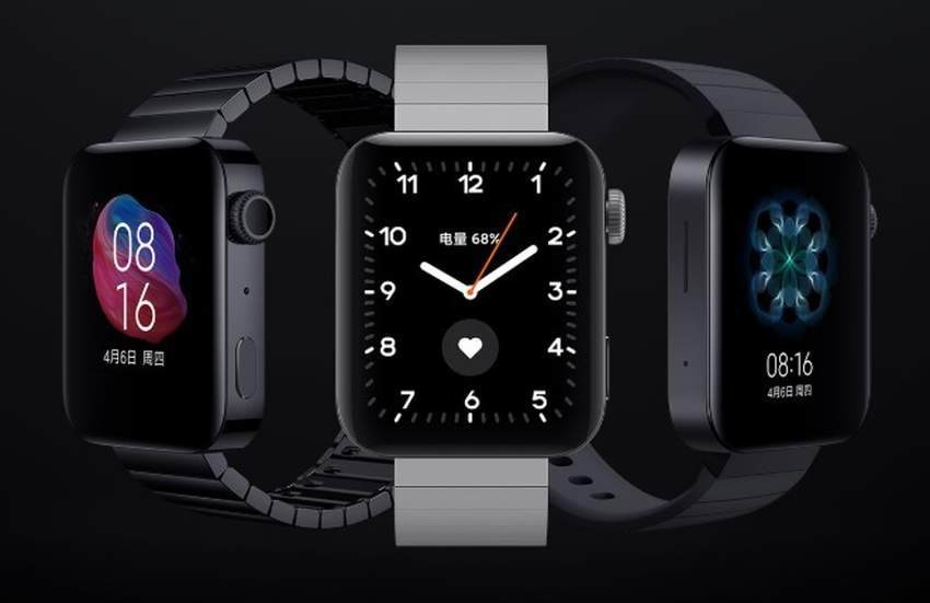 Представлены умные часы Xiaomi Mi Watch
