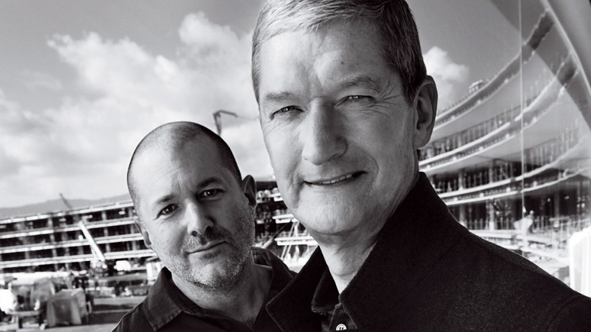 Джони Айв ушёл из Apple