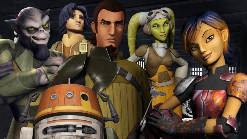 Мультсериал Звездные Войны: Повстанцы (Star Wars Rebels): Режиссер «Звездных войн: Повстанцы» хочет снять спин-офф с реальными актерами