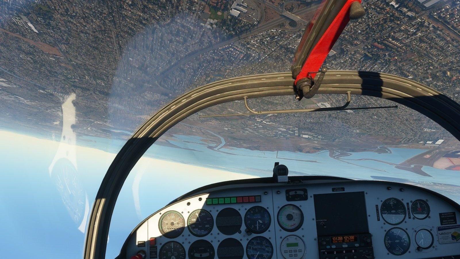 Под крылом Microsoft Flight Simulator: девять европейских городов в одном ролике