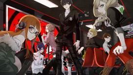 Atlus раздаёт динамические темы по мотивам Persona3 и Persona5