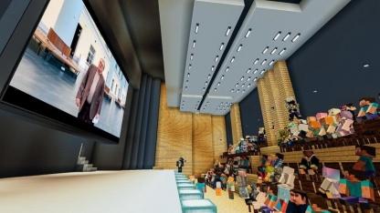«Высшая школа экономики» открыла виртуальный корпус в Minecraft