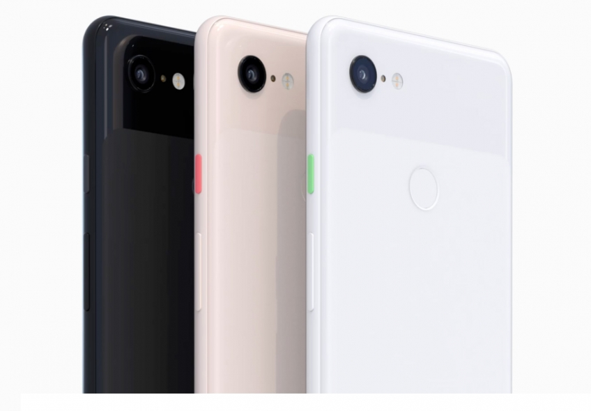 Google представила смартфоны Pixel3 и3 XL