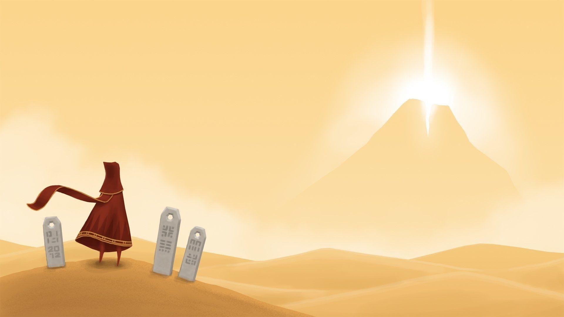 Journey доберётся до Steam уже11 июня