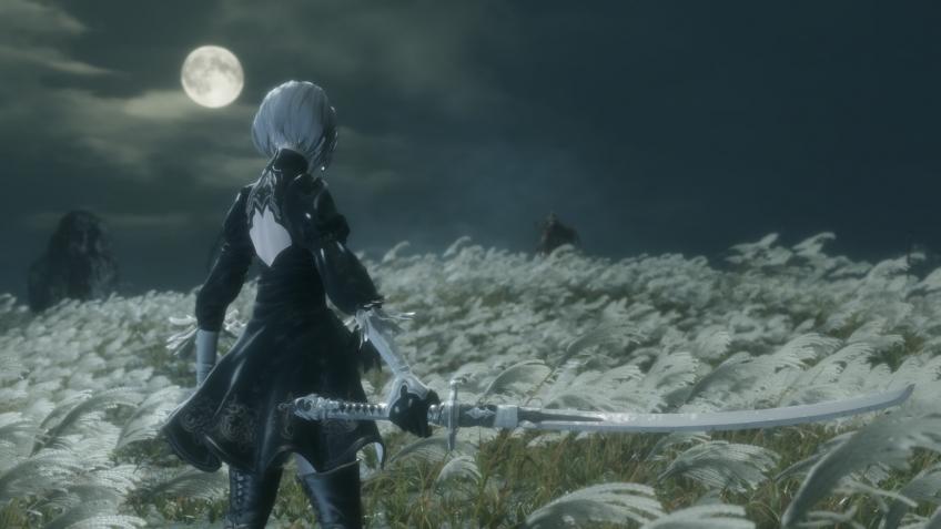Мод добавил 2B из NieR Automata в Sekiro: Shadows Die Twice